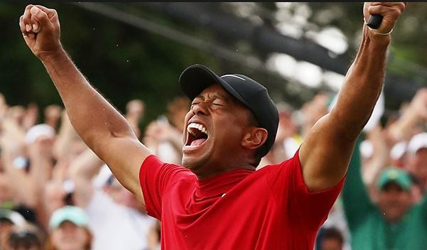老虎伍茲-Tiger Woods
