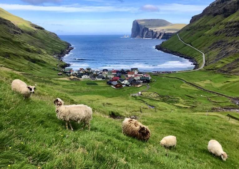 托尔斯湾-Torshavn