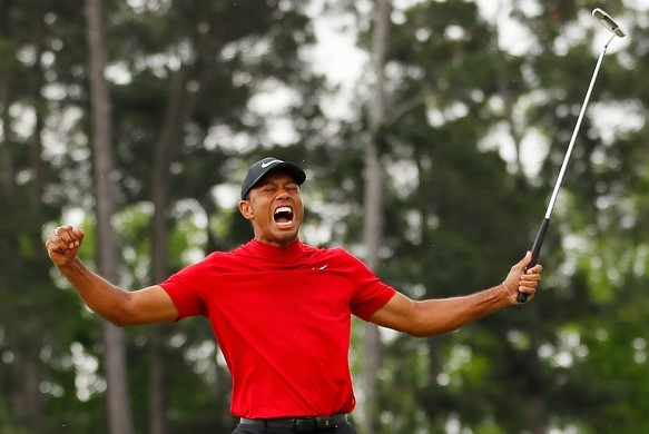 老虎伍兹-Tiger Woods