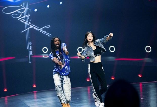Angelababy, Hip Hop, 杨颖, 黄晓明