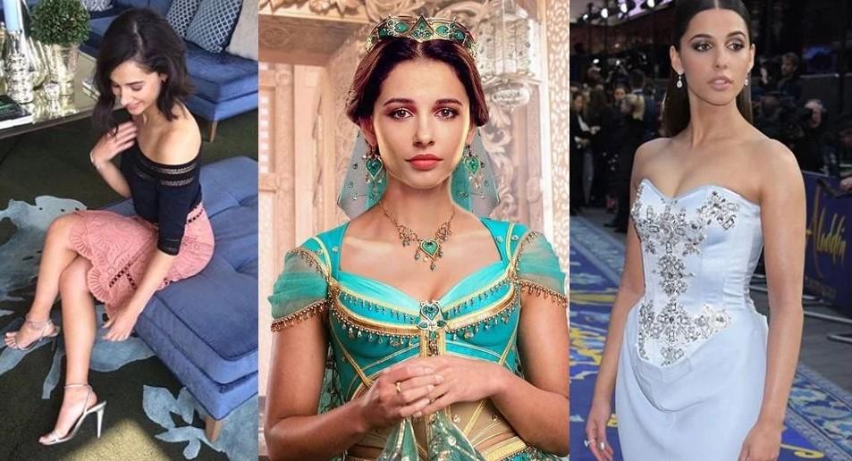 Aladdin, Naomi, 梅纳·马苏德, 茉莉公主, 迪士尼, 阿拉丁