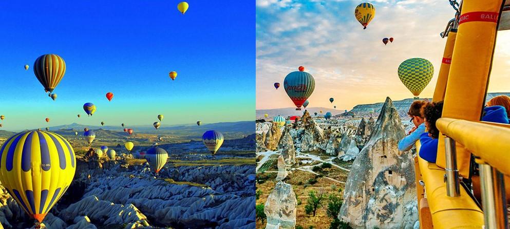 土耳其卡帕多奇亚 Cappadocia