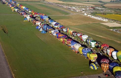 國際熱氣球嘉年華