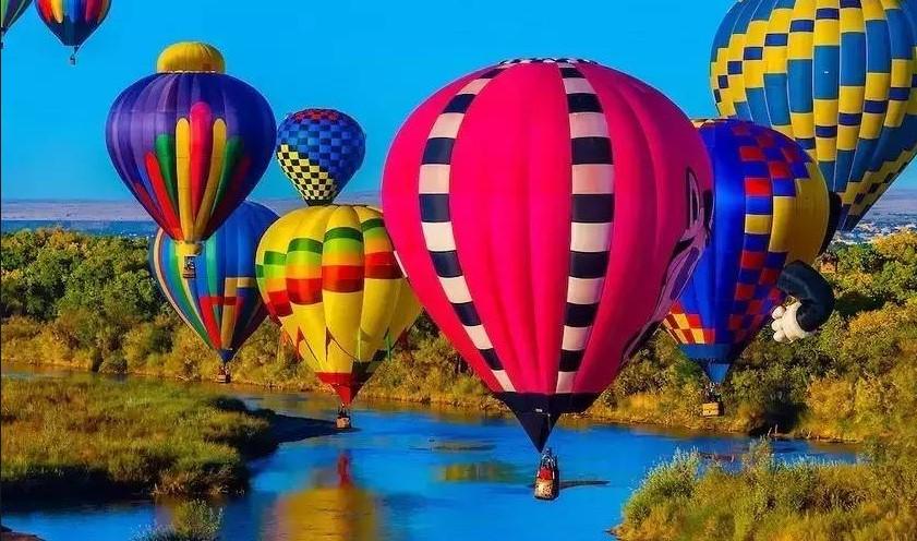 美国雷诺热气球庆典 雷诺里诺