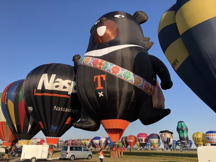 世界热气球节