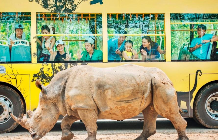 富国岛野生动物园