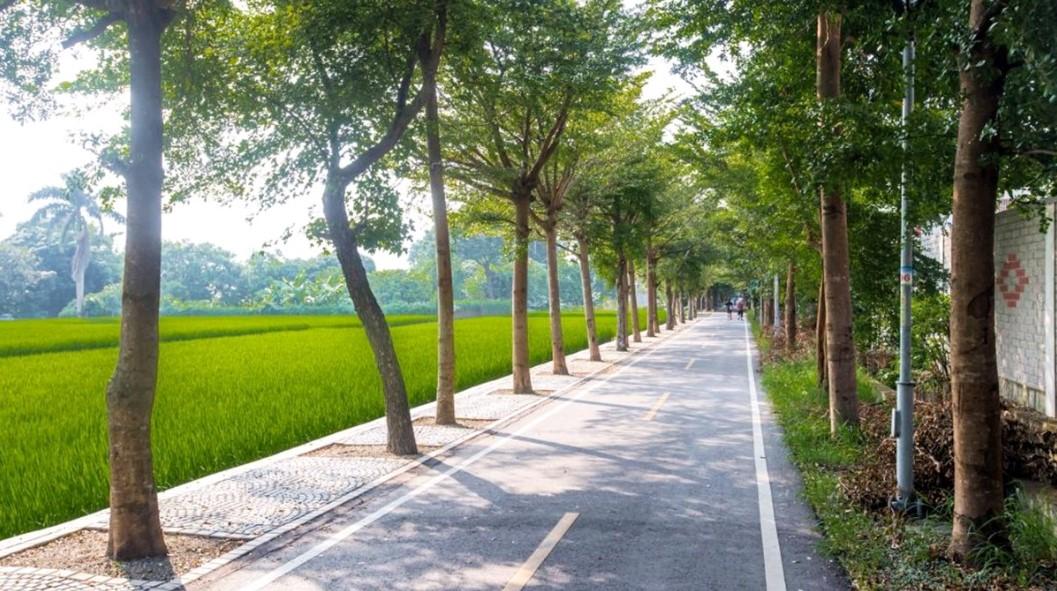 台中潭雅神绿园道