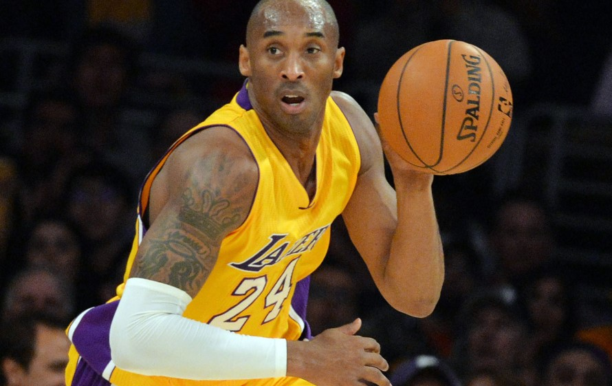 科比·布莱恩特(Kobe Bryant)