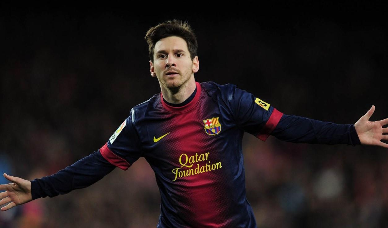 (Lionel Messi)