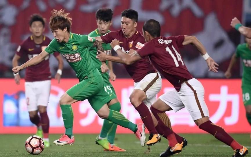 北京中赫国安vs河北华夏幸福
