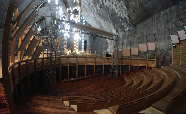 Salina Turda Salt Mines Museum