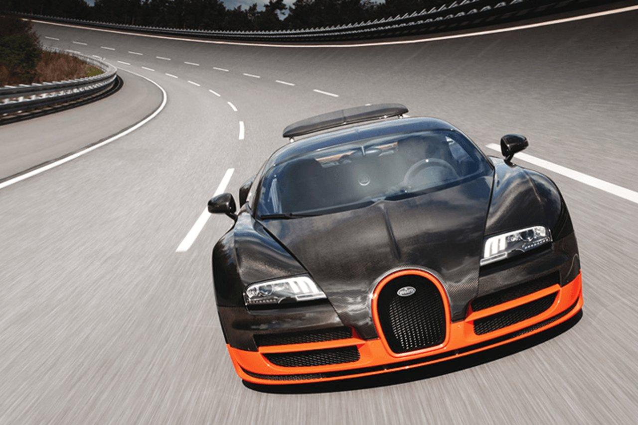 布加迪,Veyron Super Sport