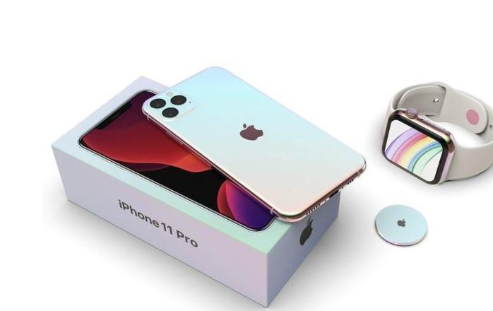 iPhone 11 Pro、iPhone 11