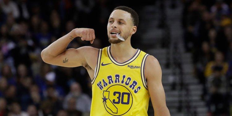 Curry,新赛季NBA