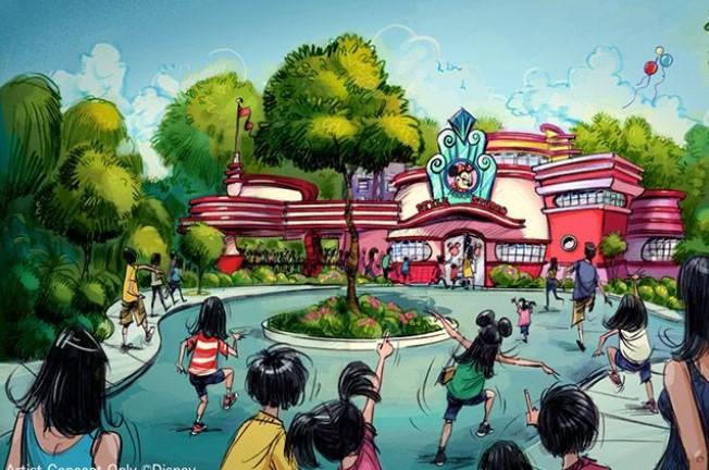 东京迪斯尼乐园