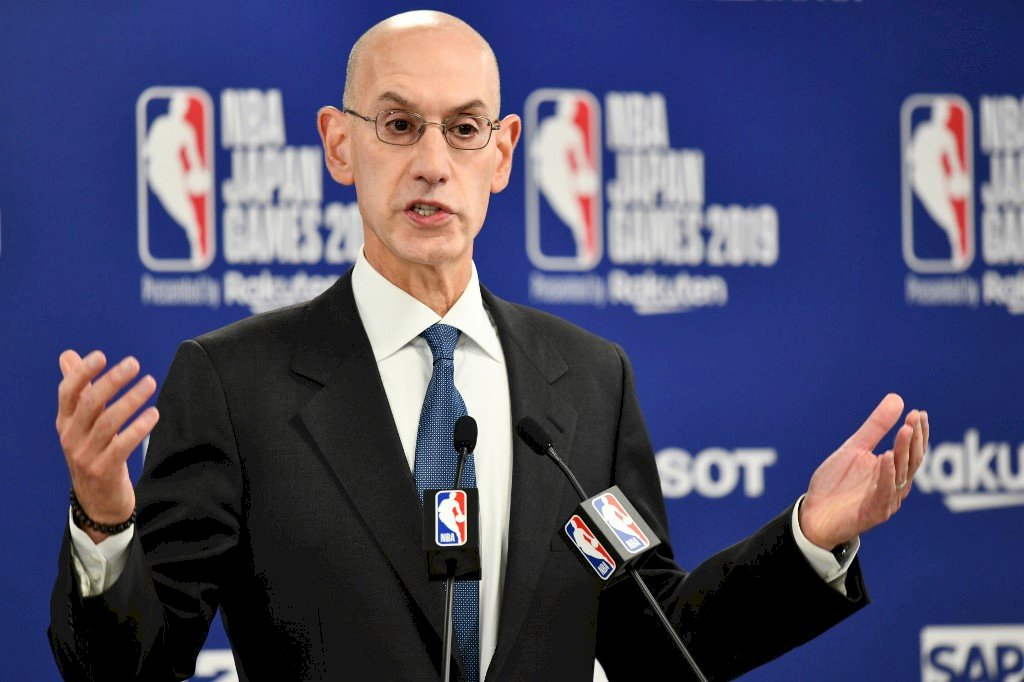 央視暫停轉播NBA賽事