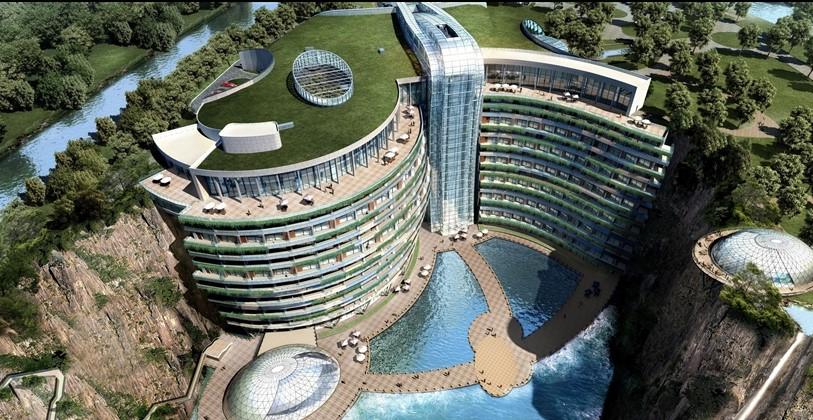 上海世茂洲际酒店