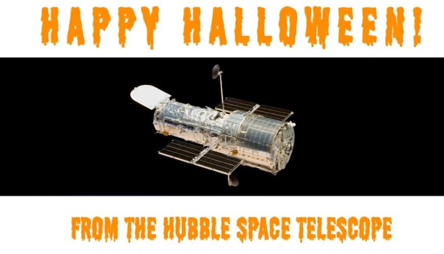 哈伯太空望远镜