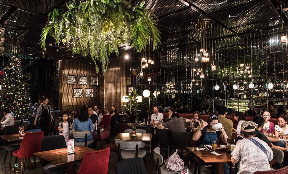 Cafe' Terrace