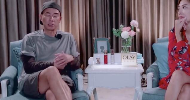 陈小春官宣二胎:应采儿的回应超甜