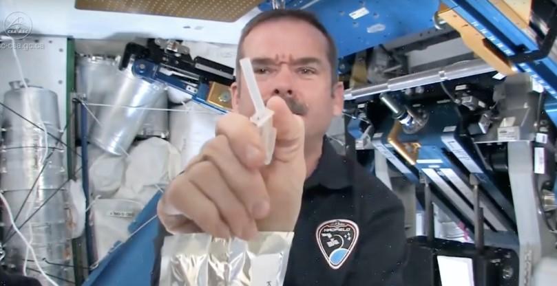 NASA 太空人都吃什麼
