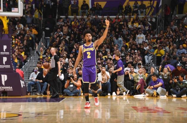 2019-20赛季NBA例行赛