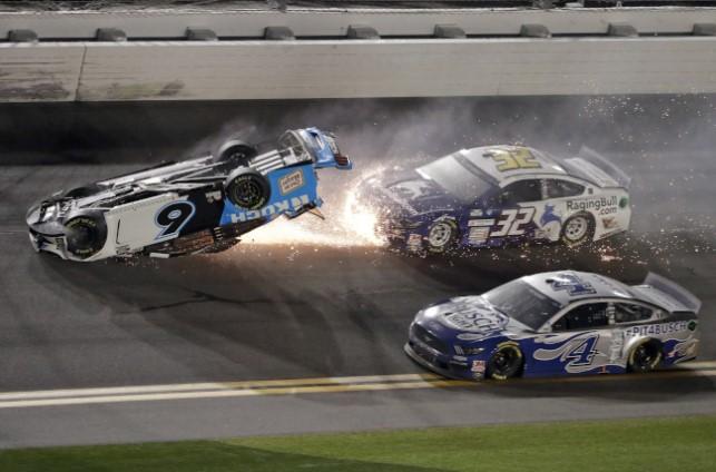 岱通納500」(Daytona 500)1