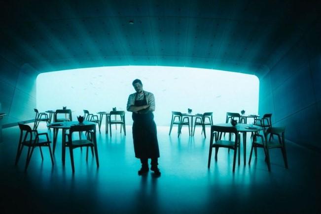 水下餐厅Under