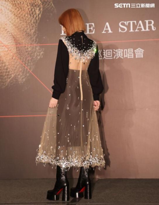 杨丞琳将在11月展开「LIKE A STAR」