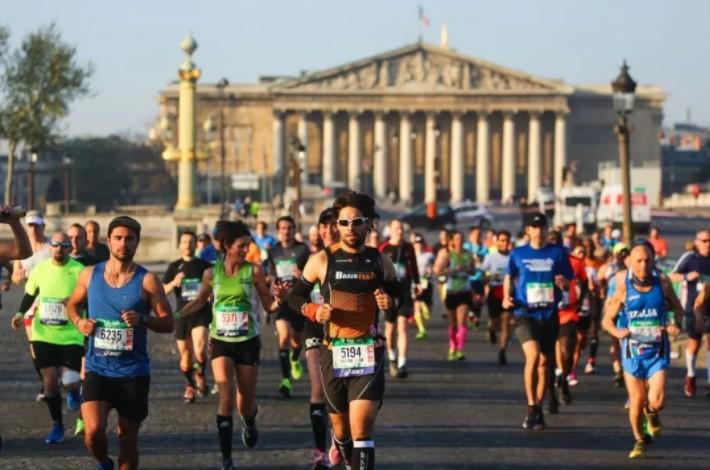 2020年巴黎马拉松