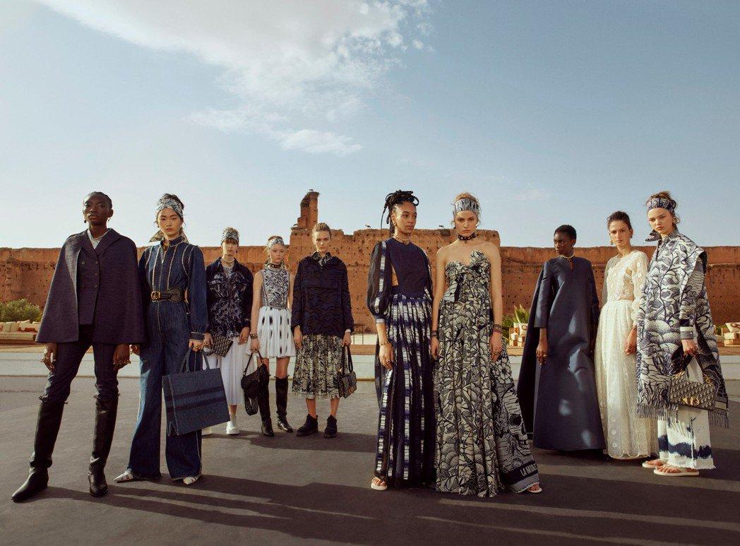 Dior 2021早春度假系列
