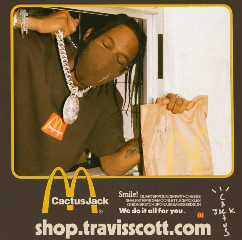 麦当劳 X Travis Scott