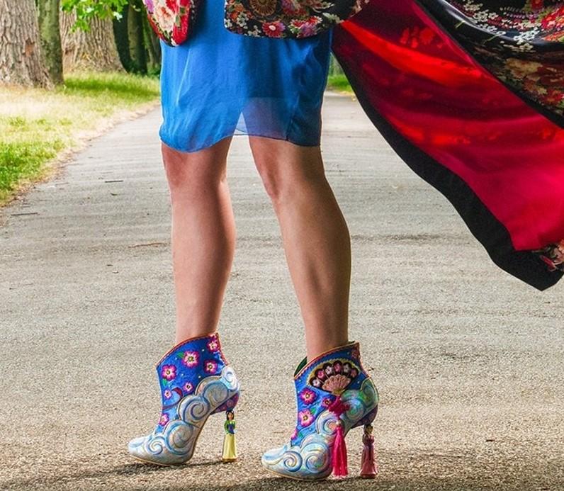 花木兰联名鞋
