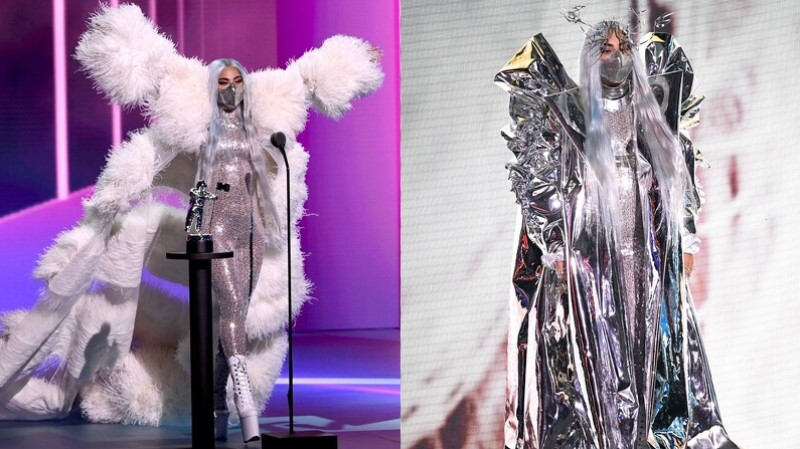 Lady Gaga称霸MTV
