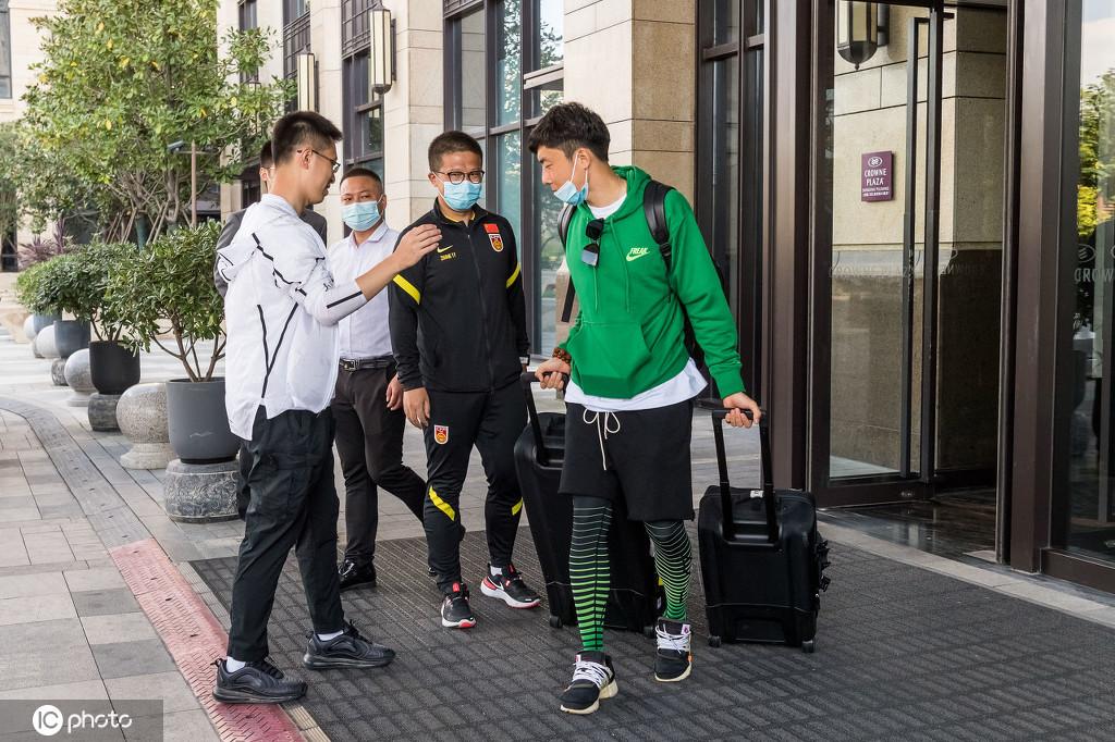 国足将在全部训练完成后,结束本次上海的六日集训