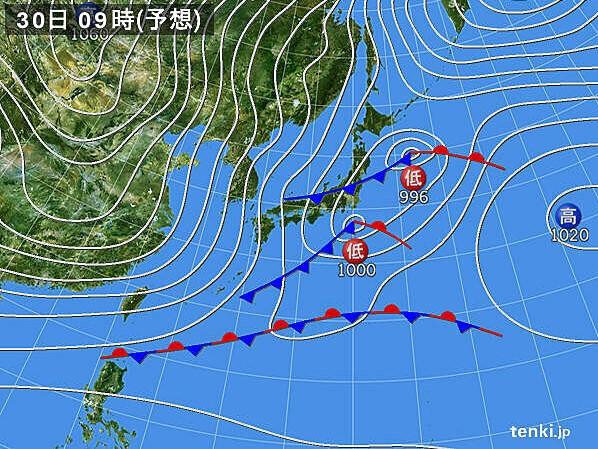日本东北地方及靠日本海侧地区