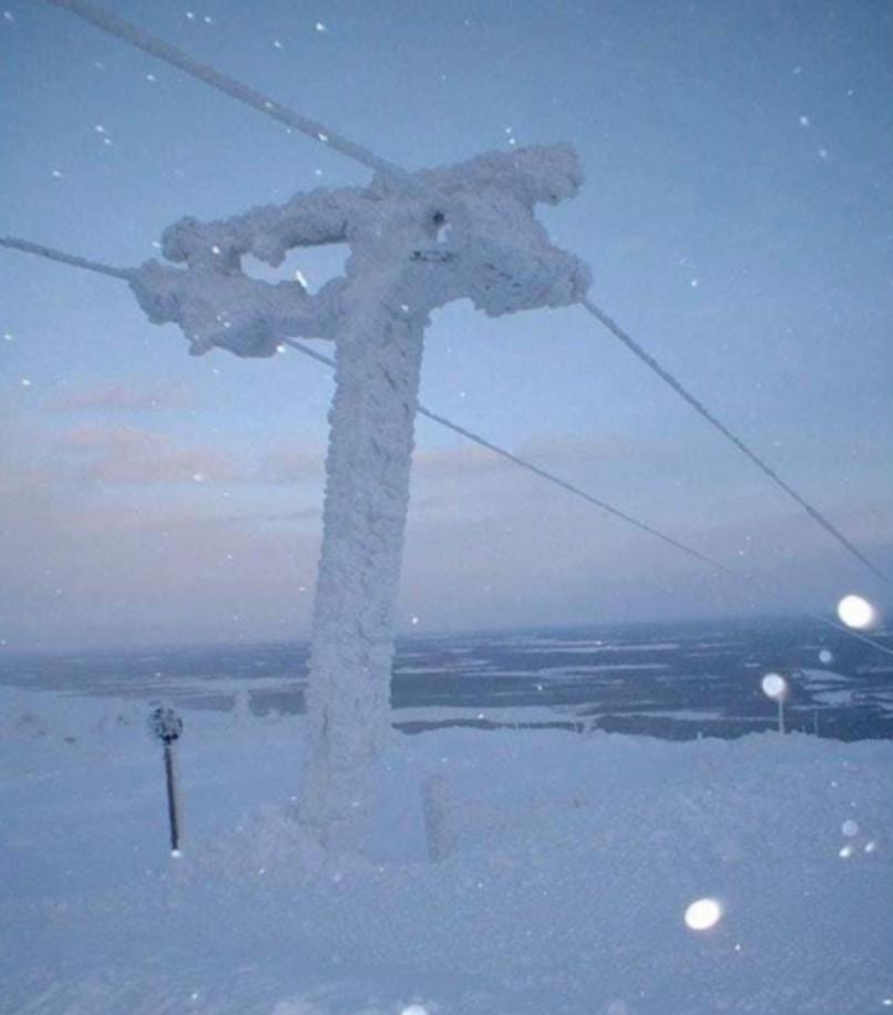地球上最寒冷的人類居住地