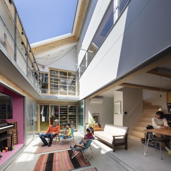 Open Sky House