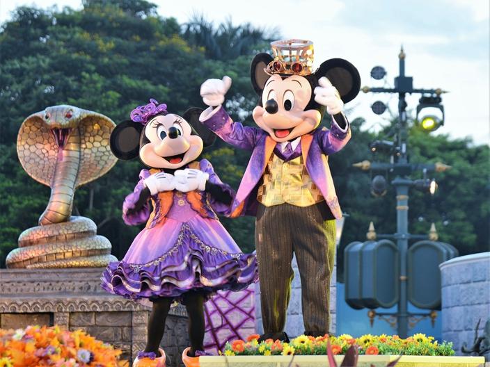 香港迪斯尼乐园度假