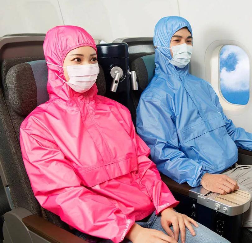 飞行防护衣