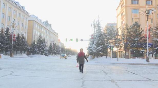 中国最冷小镇