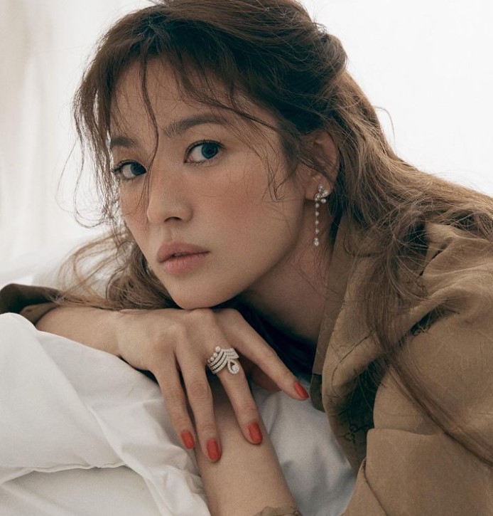 韩剧女王宋慧乔