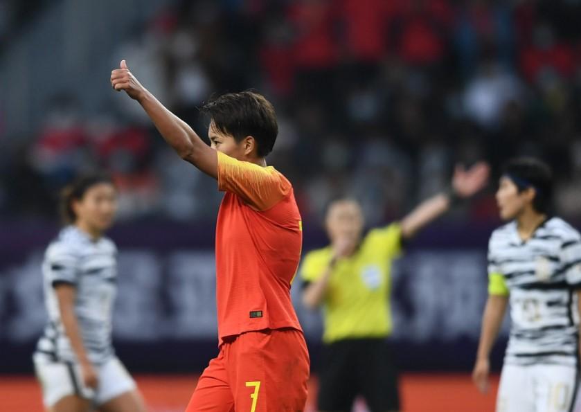 女足亚洲区预选赛