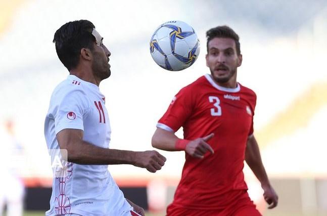 伊朗3-0吊打叙利亚