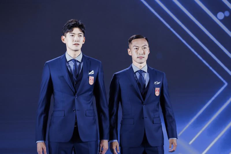 海澜之家,中国足球