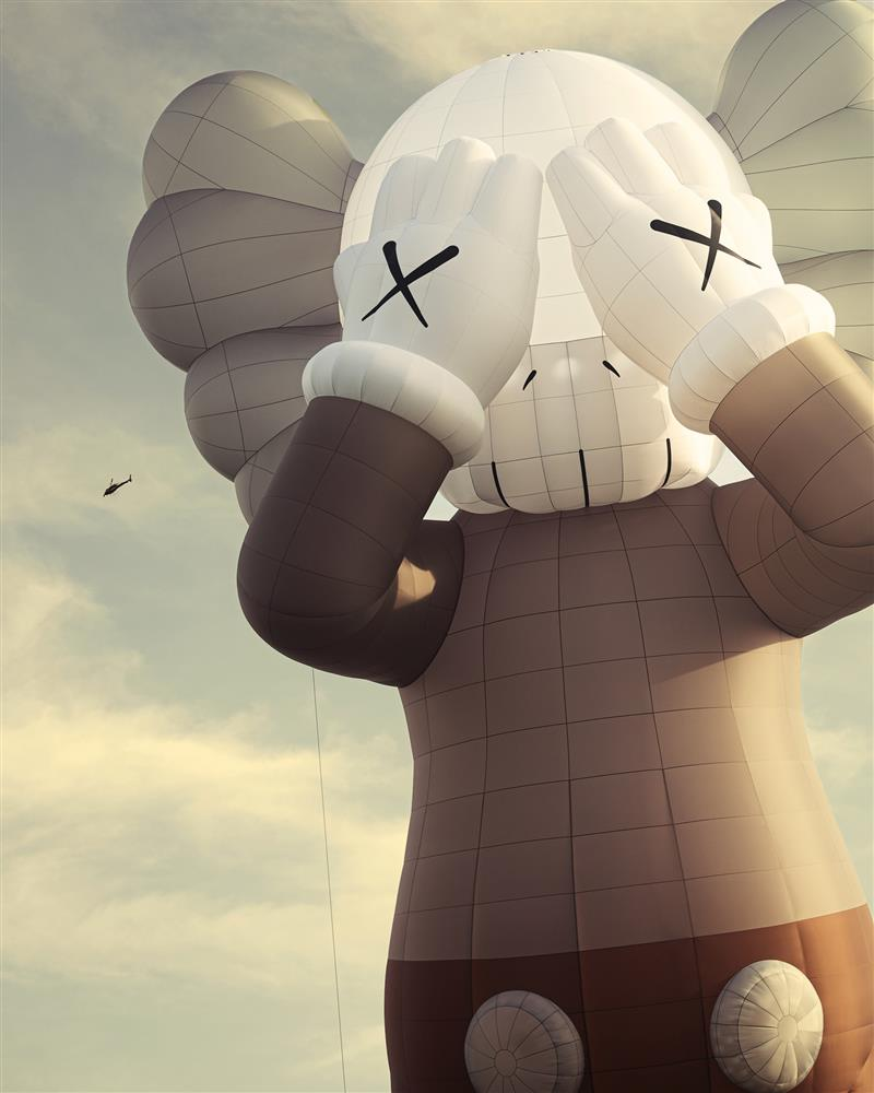 COMPANION变身42米高热气球