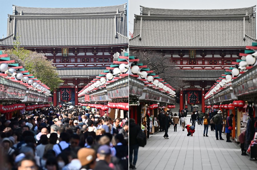 日本东京浅草寺
