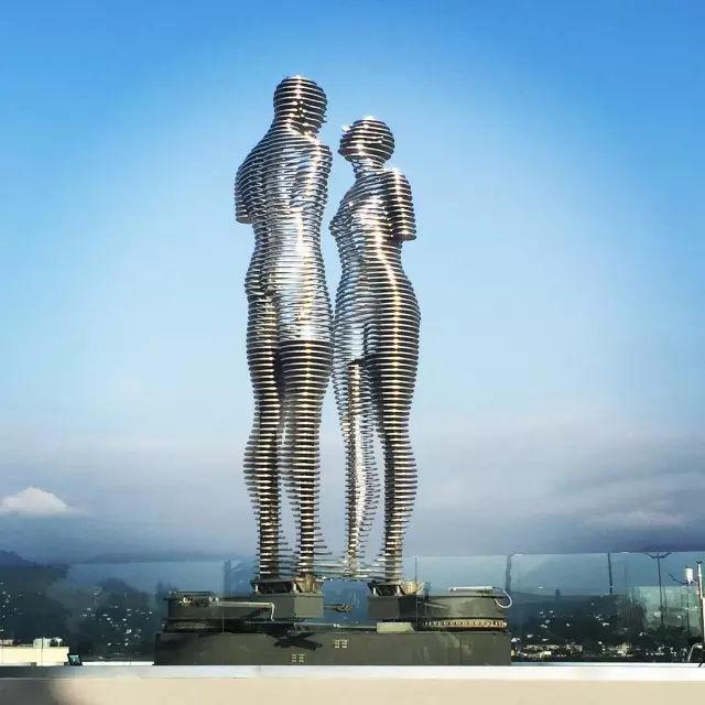 世上最催人泪下的雕塑