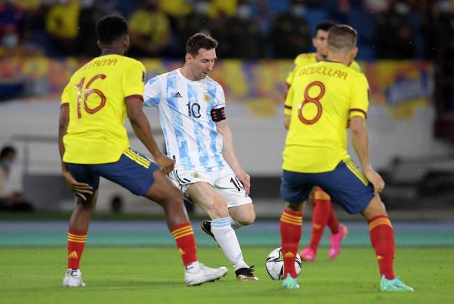 世预赛,阿根廷,梅西