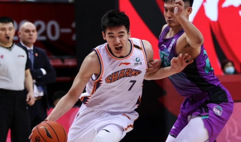 NBA选秀,ABA,郭昊文